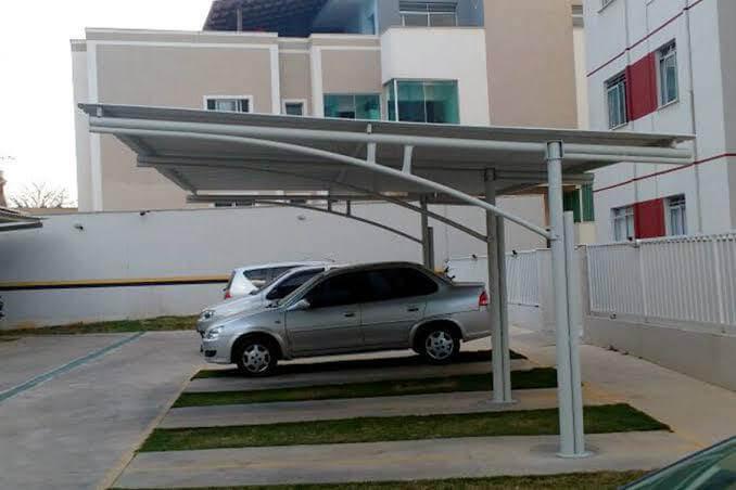 abrigo automóveis