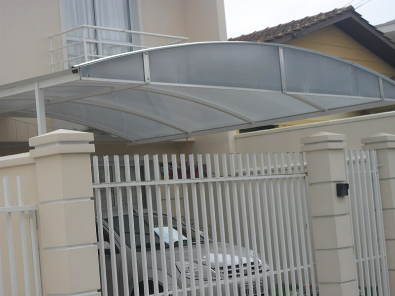 abrigo para automóveis residencial